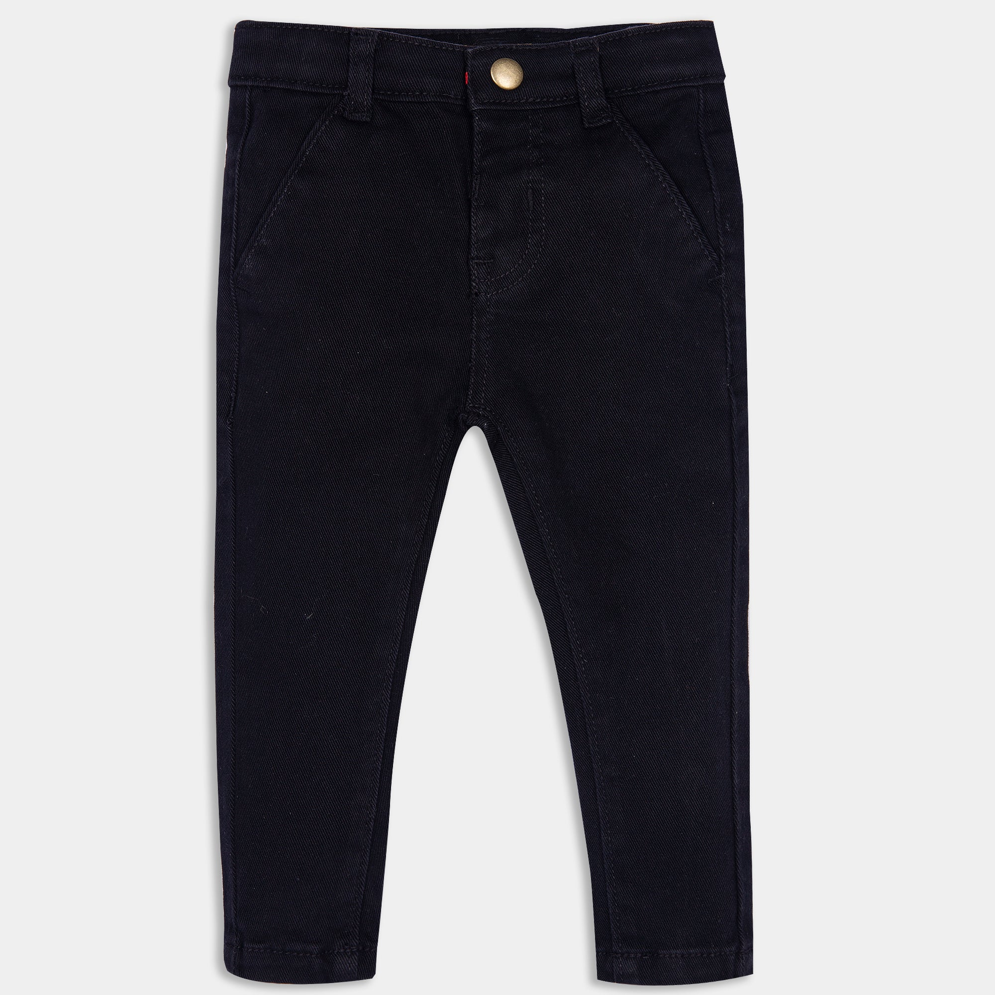 Basic Black Chino Pants