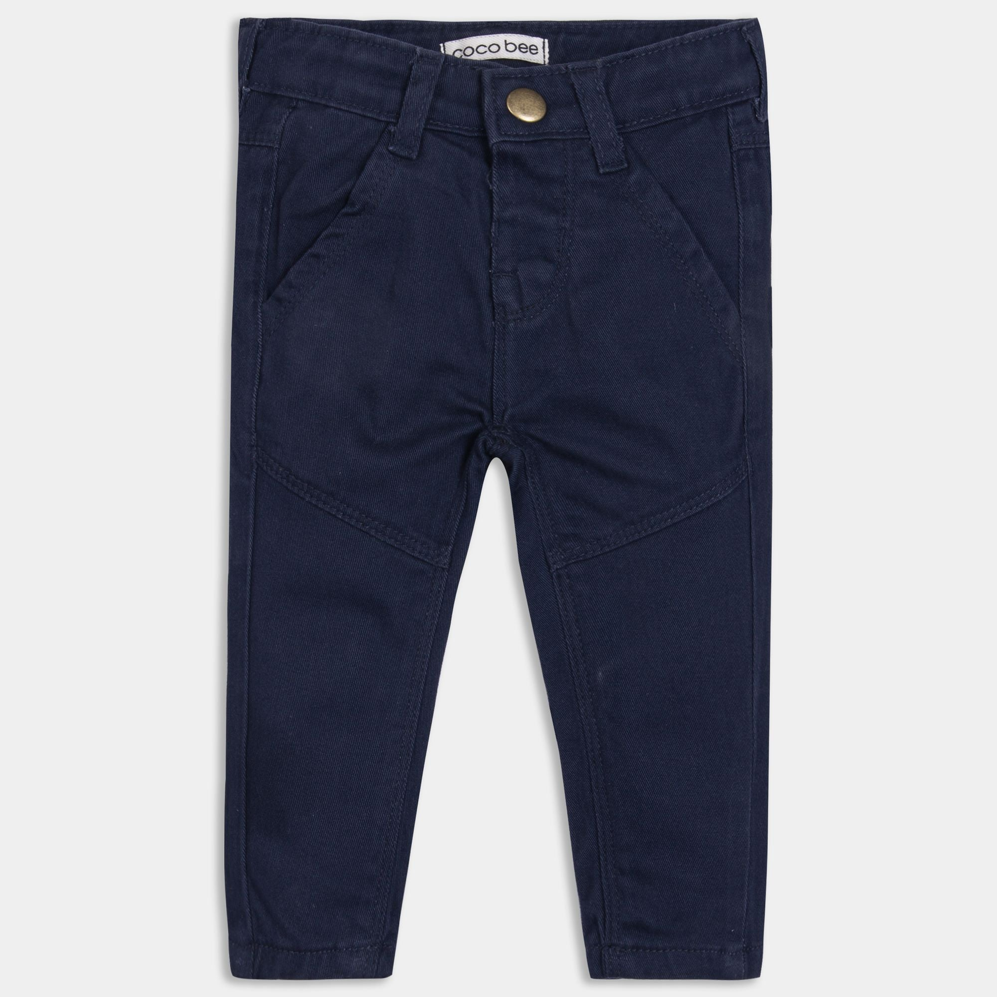 Blue Chino Pants