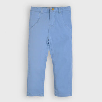 Washed Blue Pants