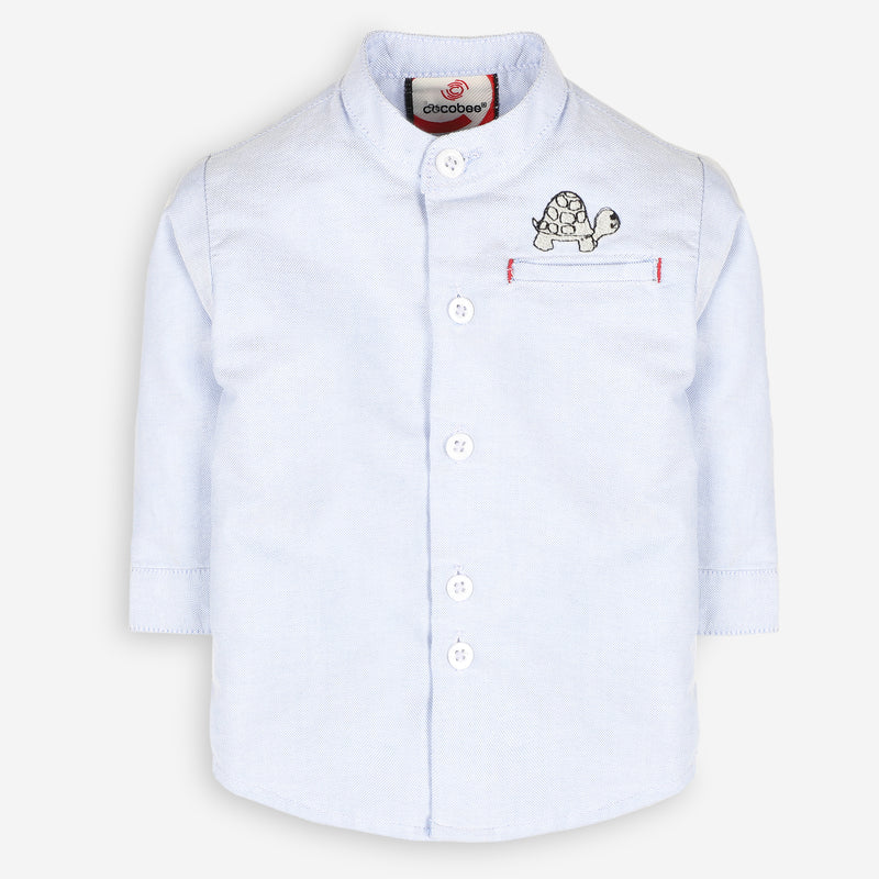 Little Turtle White Shirt