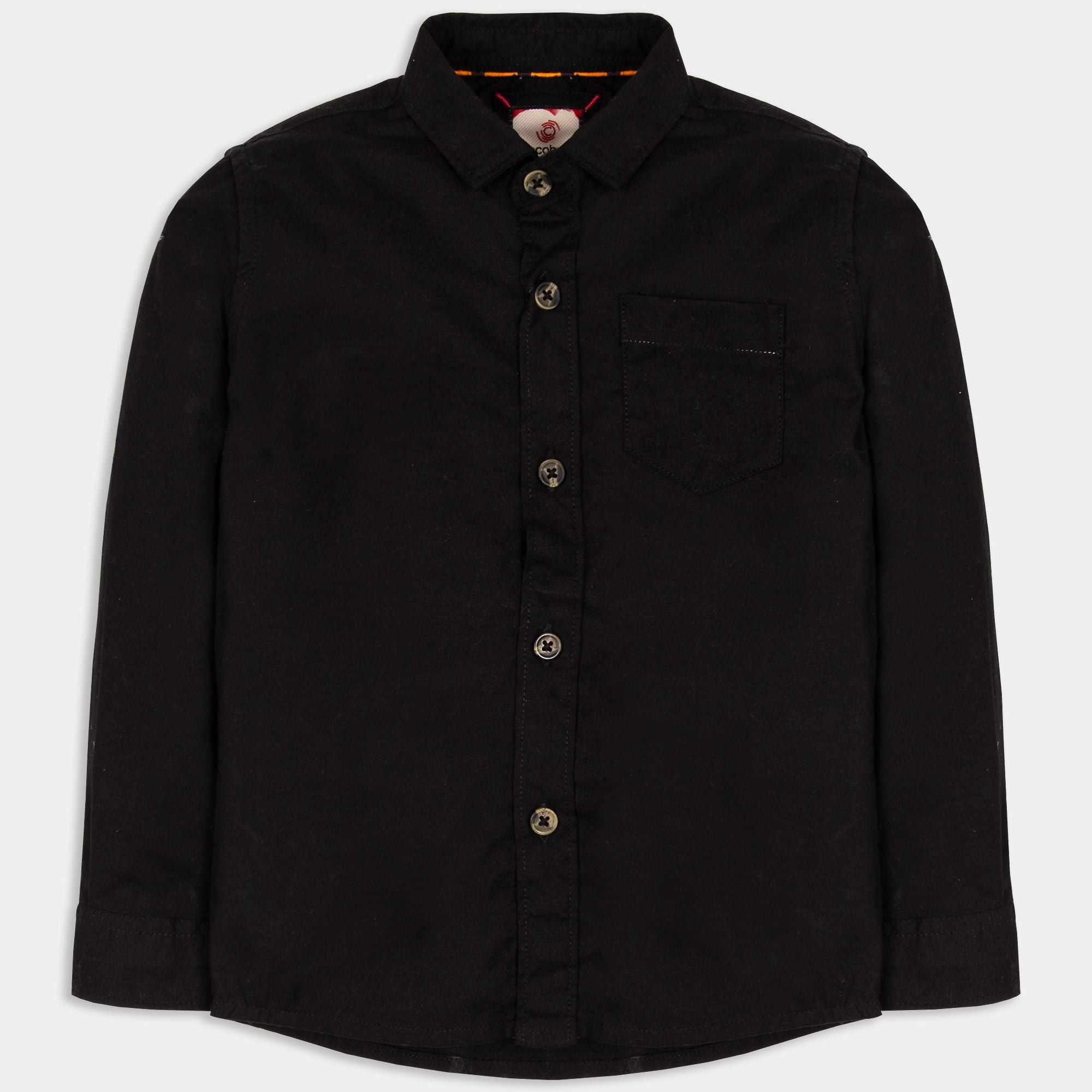 Jade Black Shirt