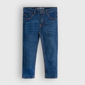 Oxford Blue Jeans