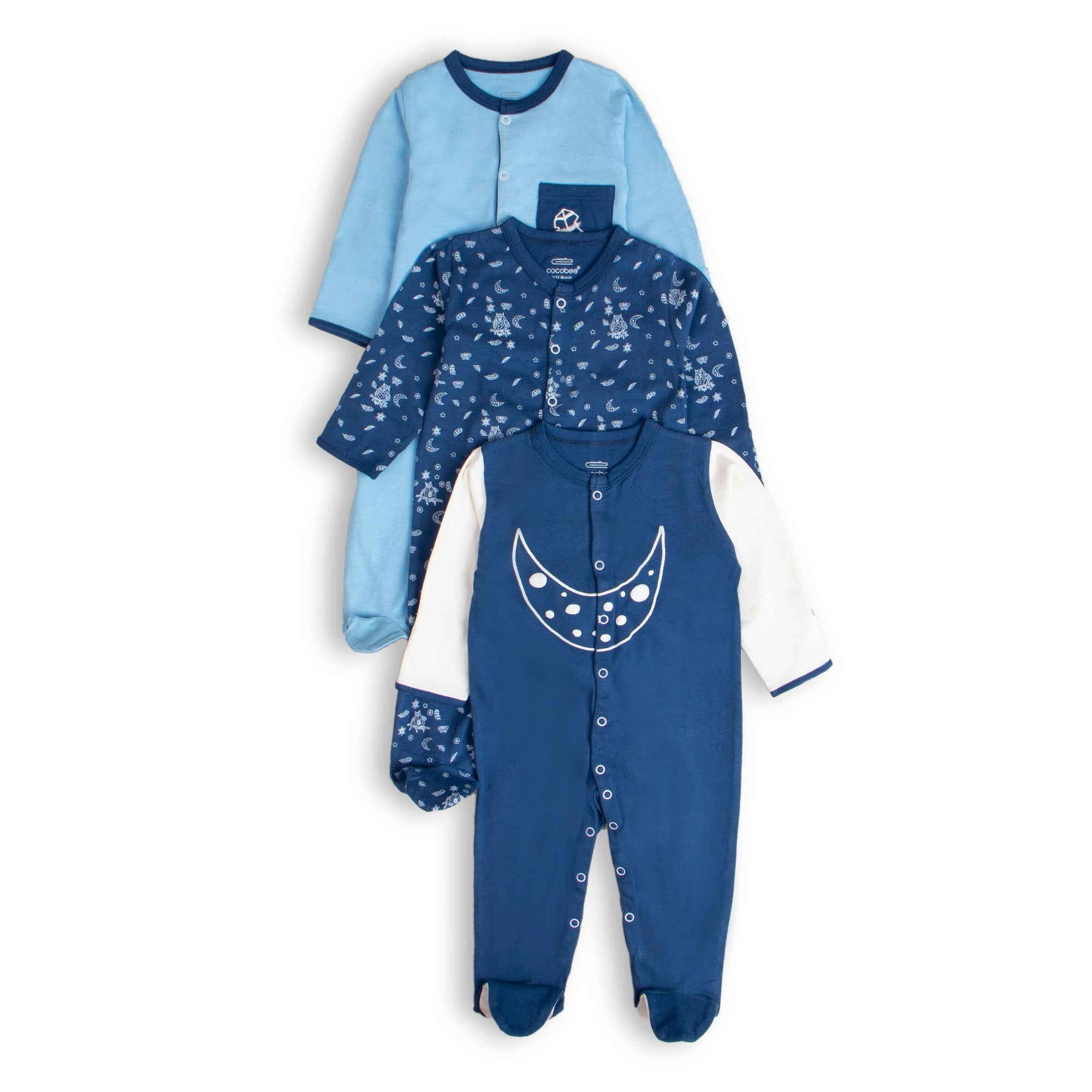 Moon Romper Set