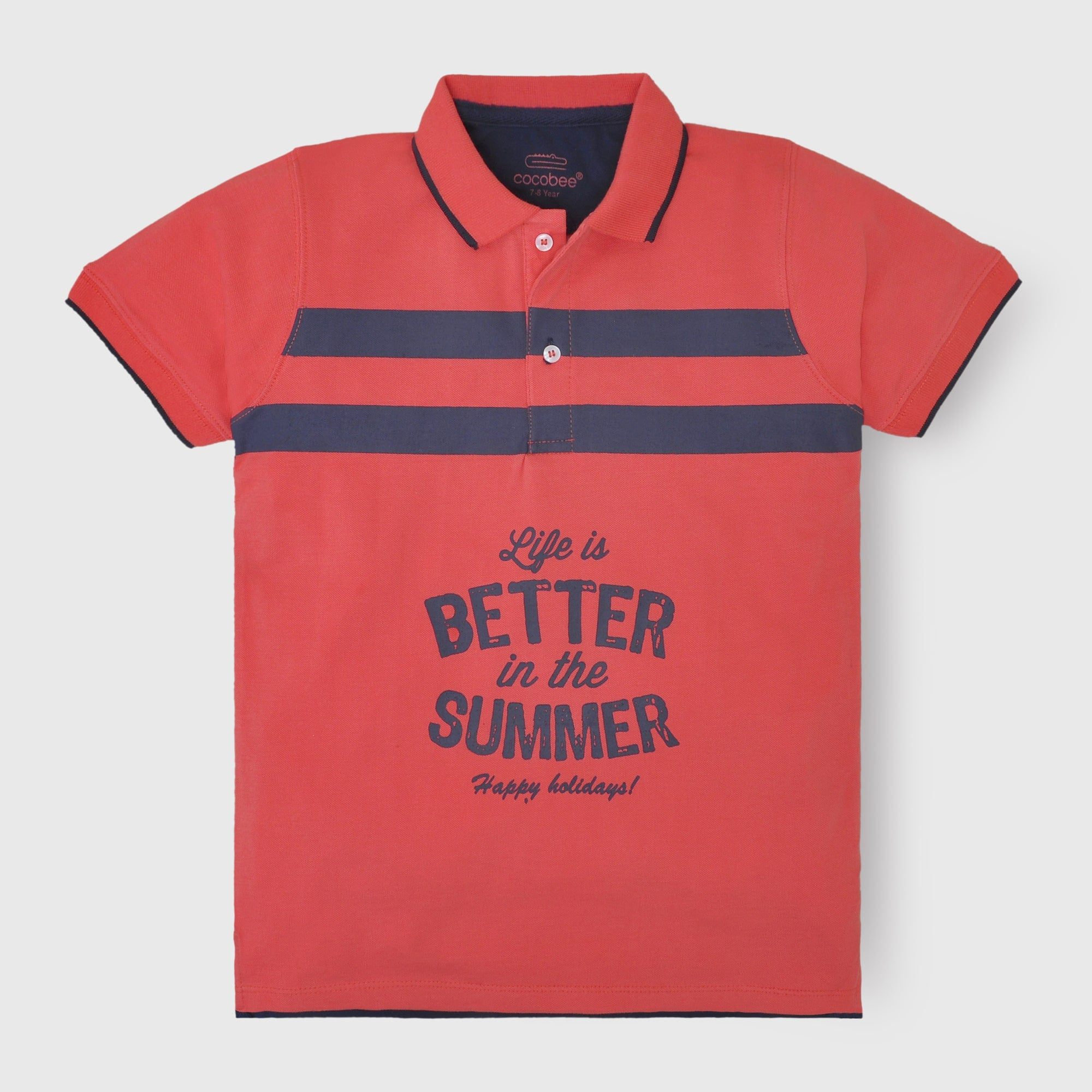 Summer Holiday Polo