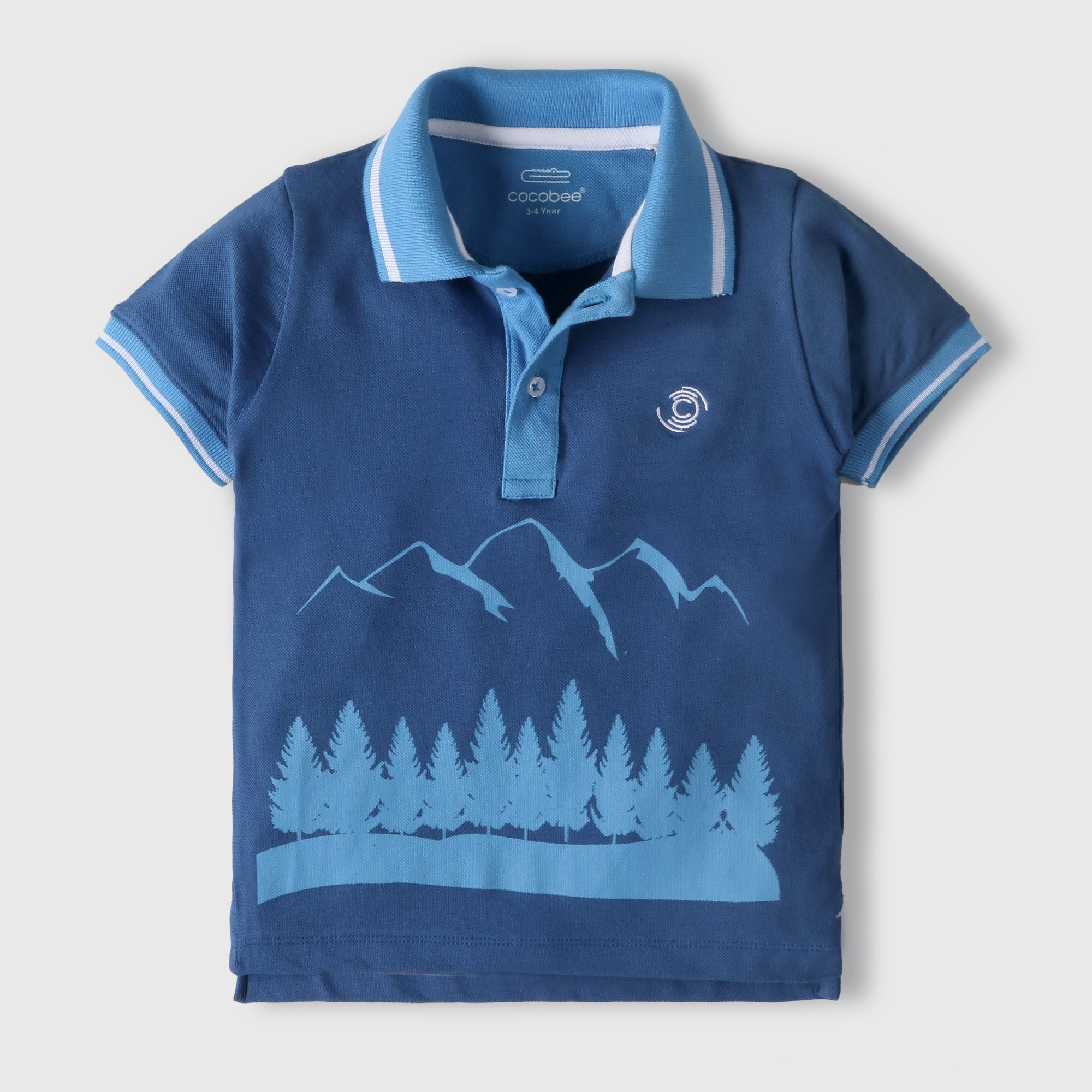 Blue Forest Polo