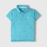 Summer Blue Polo