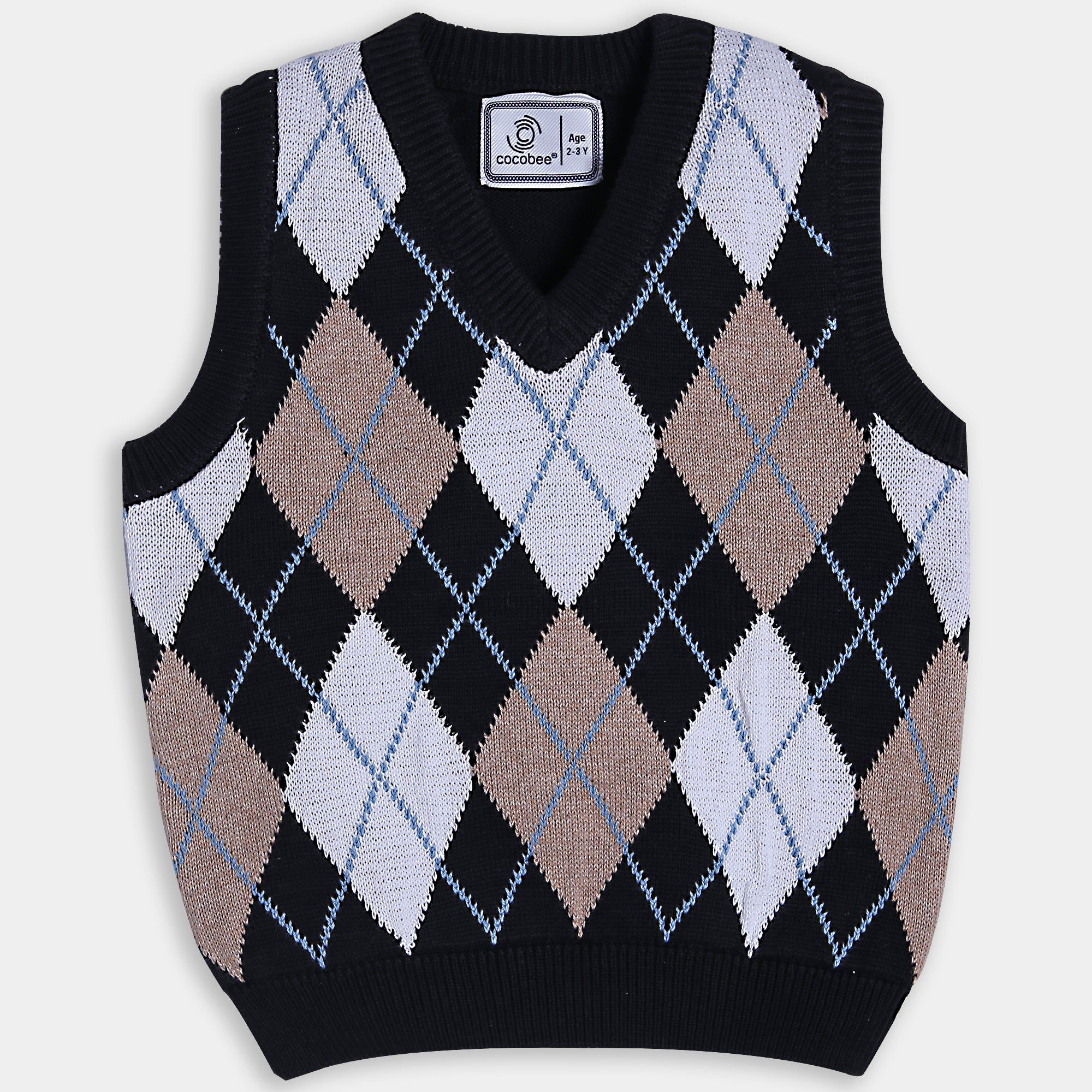 Cross Box Sweater