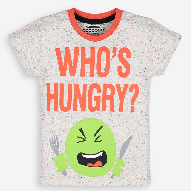 Hungry Graphic T-Shirt