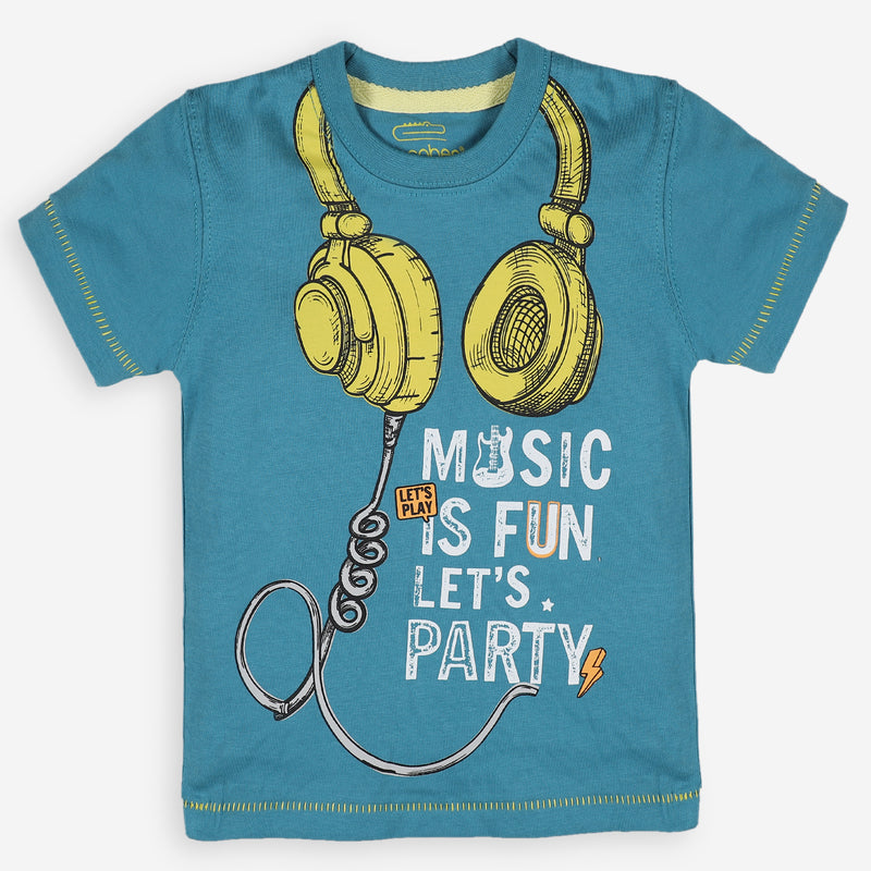 Lets Party Graphic T-shirt