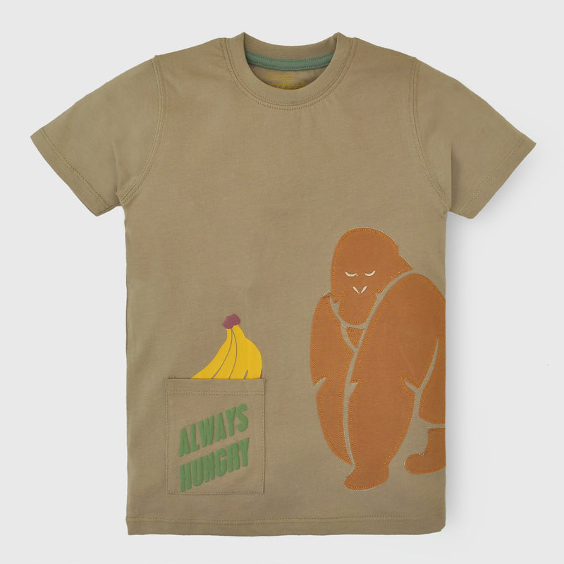 Hungry Gorilla T-Shirt
