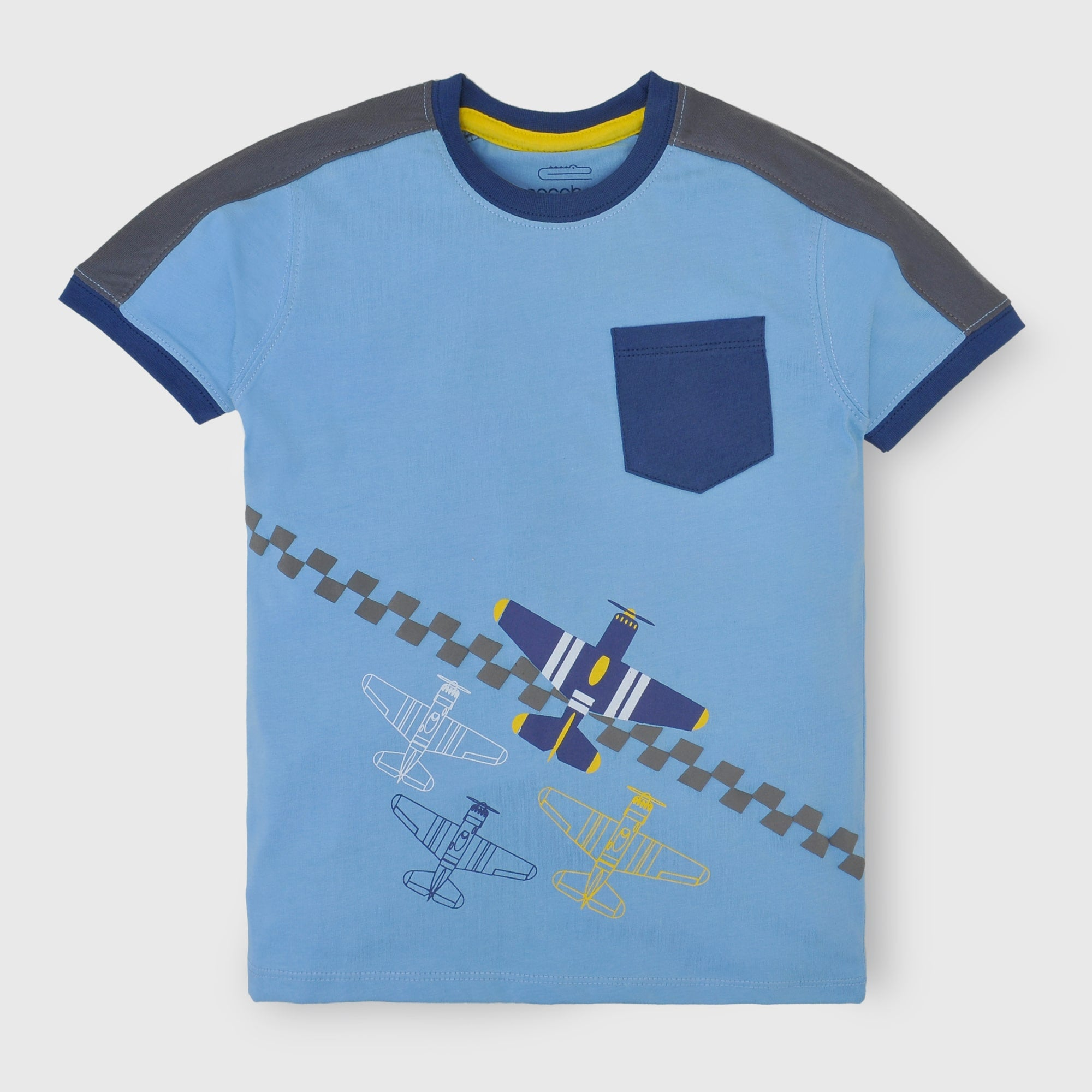 Blue Aviation T-Shirt