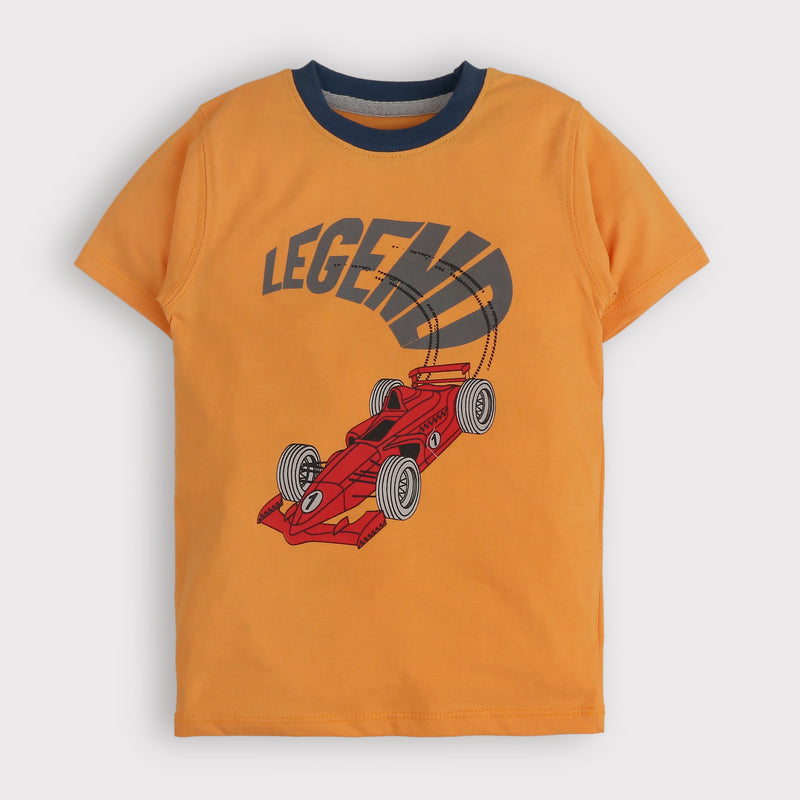 Racer Car T-Shirt