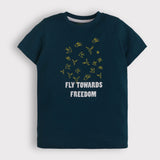 Teal Freedom T-Shirt
