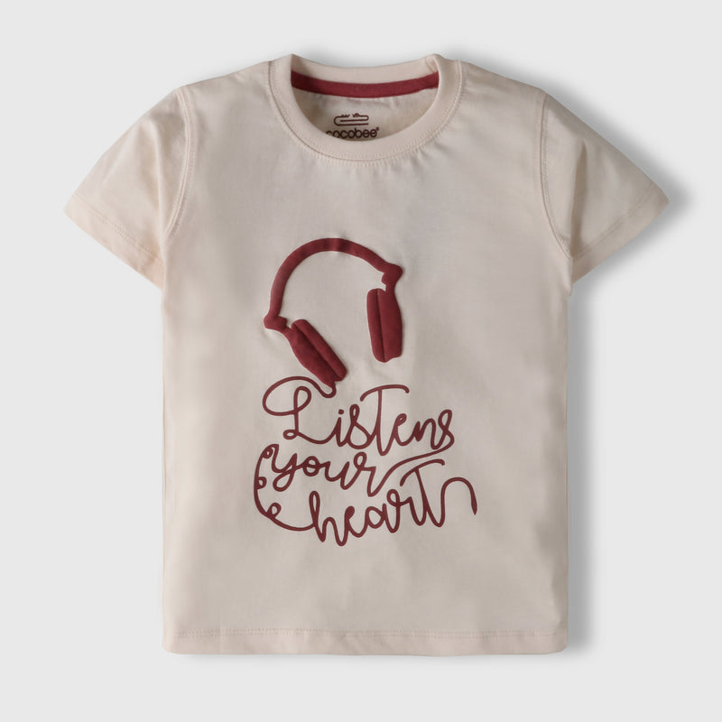 Listens Your Heart T-Shirt
