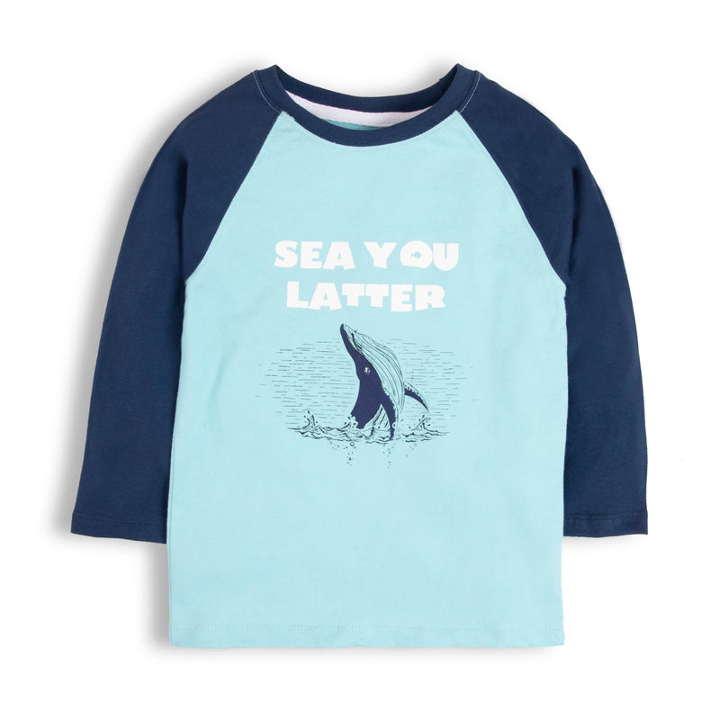 Happy Whale Shirt
