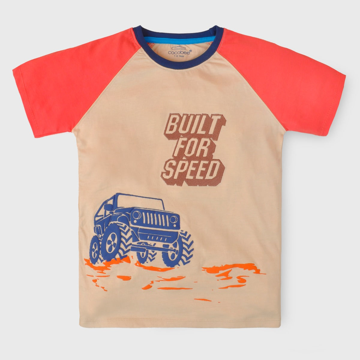 Speed Car T-Shirt