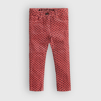 Pink Hearty Pants