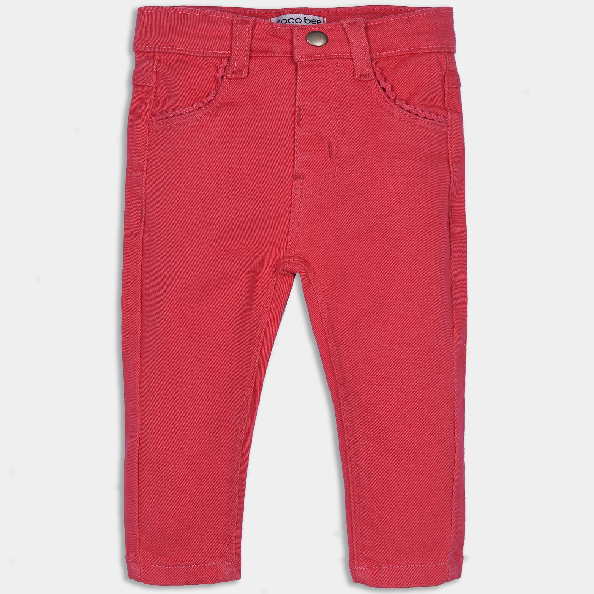 Punch Pink Pants