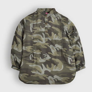 Army Camouflage Top