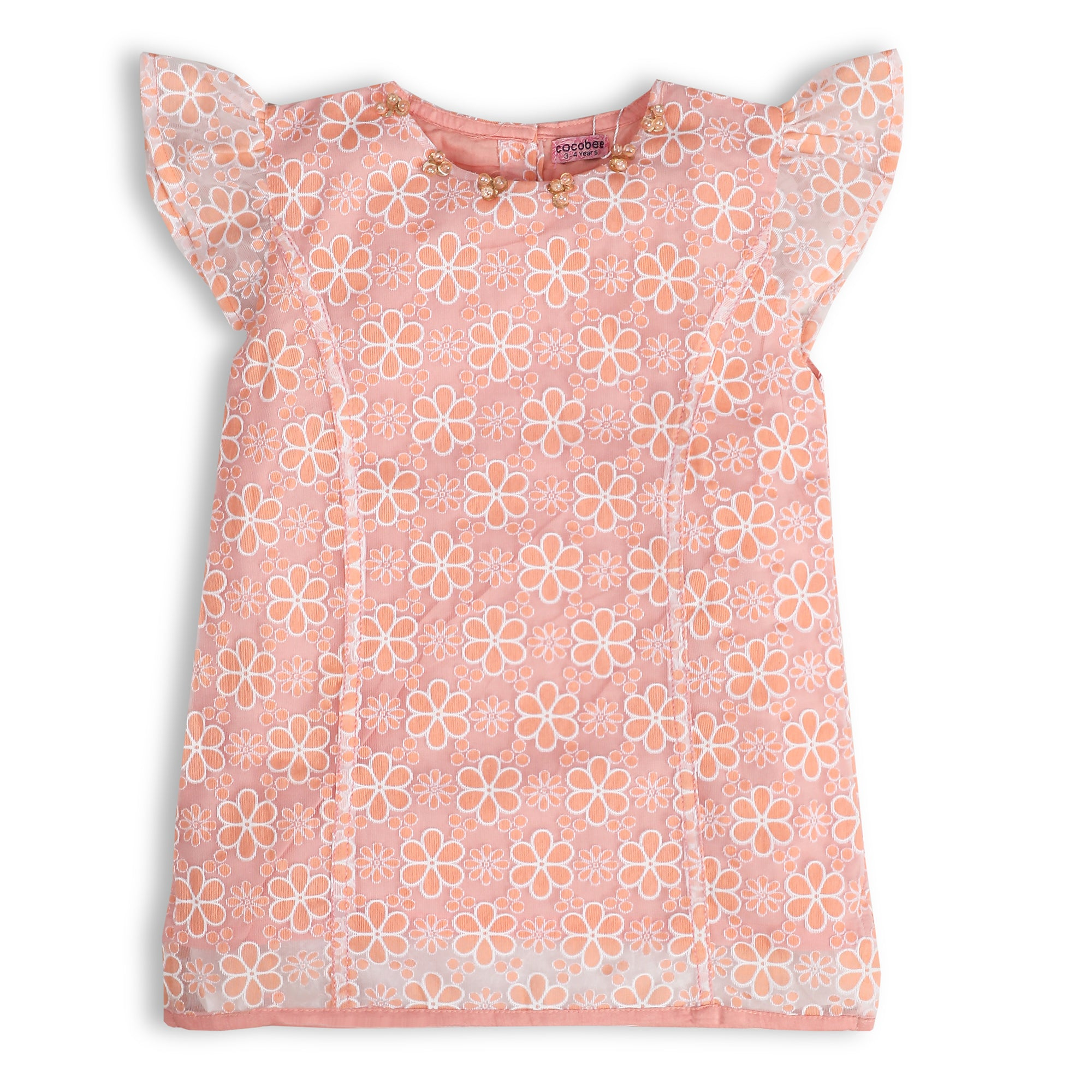 Sherbert Bloomy Top
