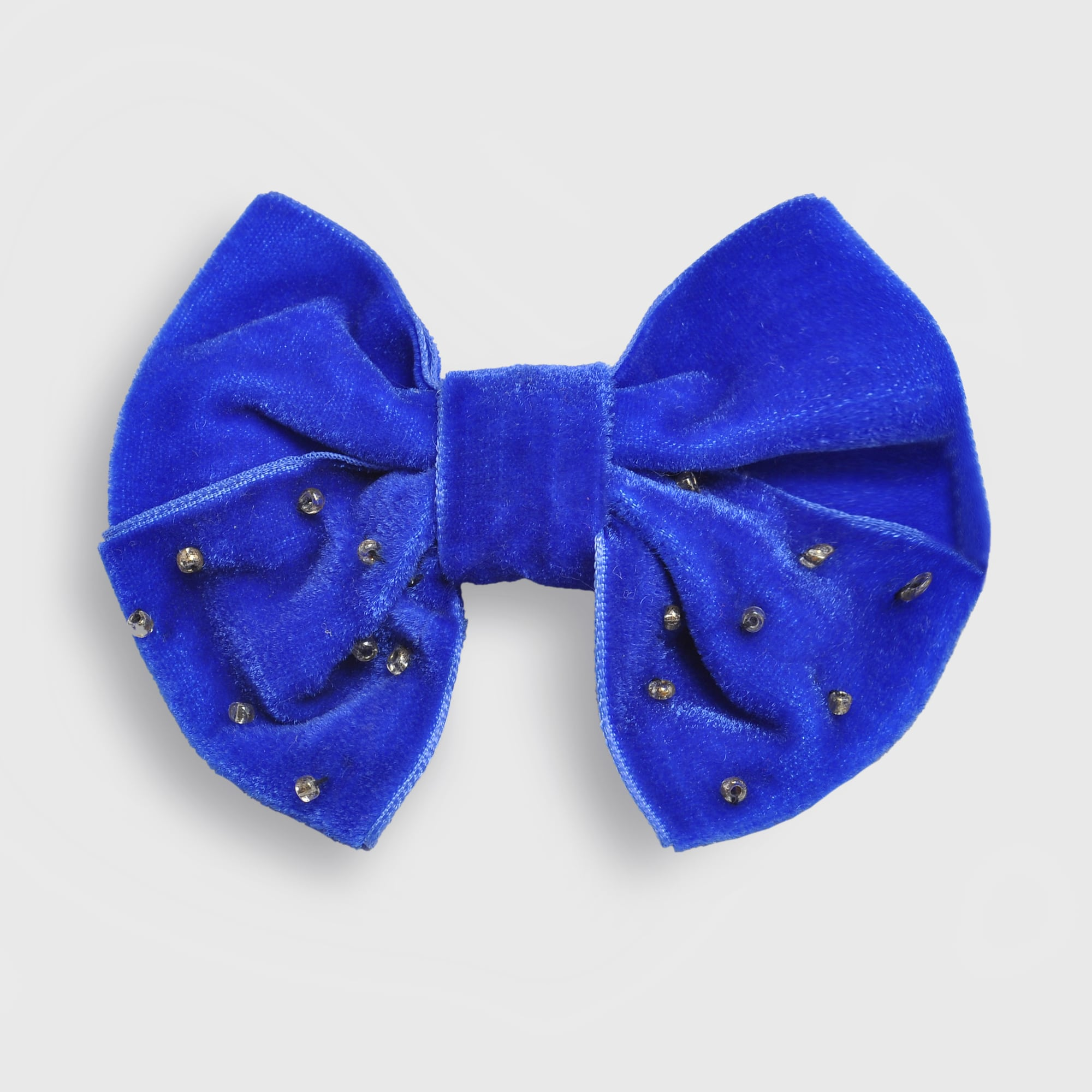 Blue Velvet Hairpin