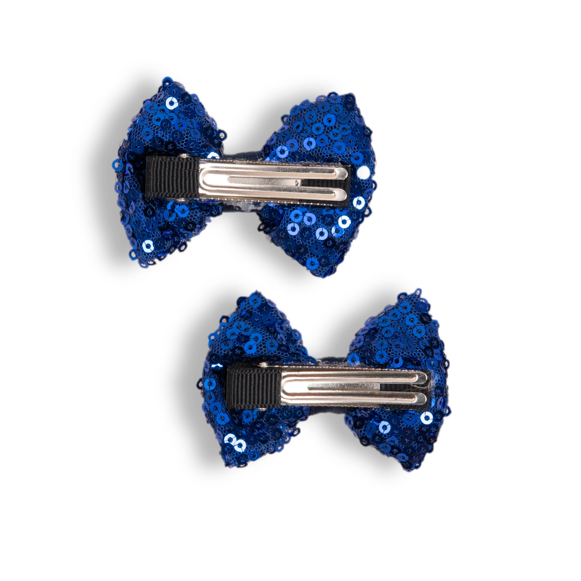 Blue Sequins Pins