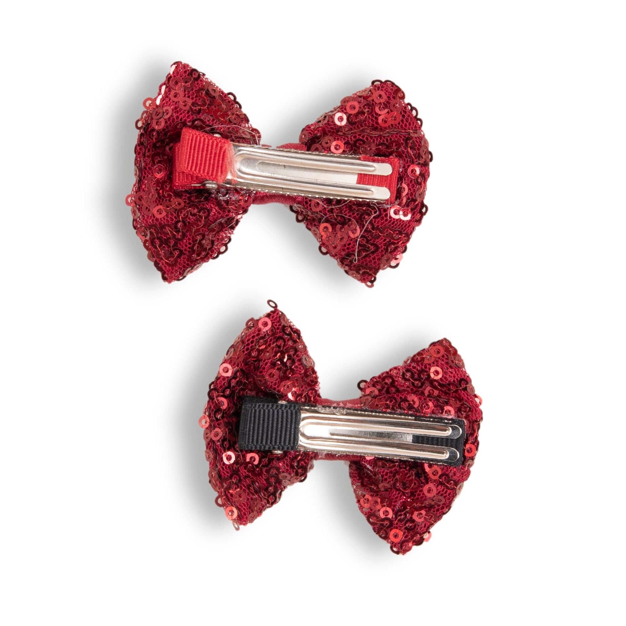 Maroon Sequins Pins