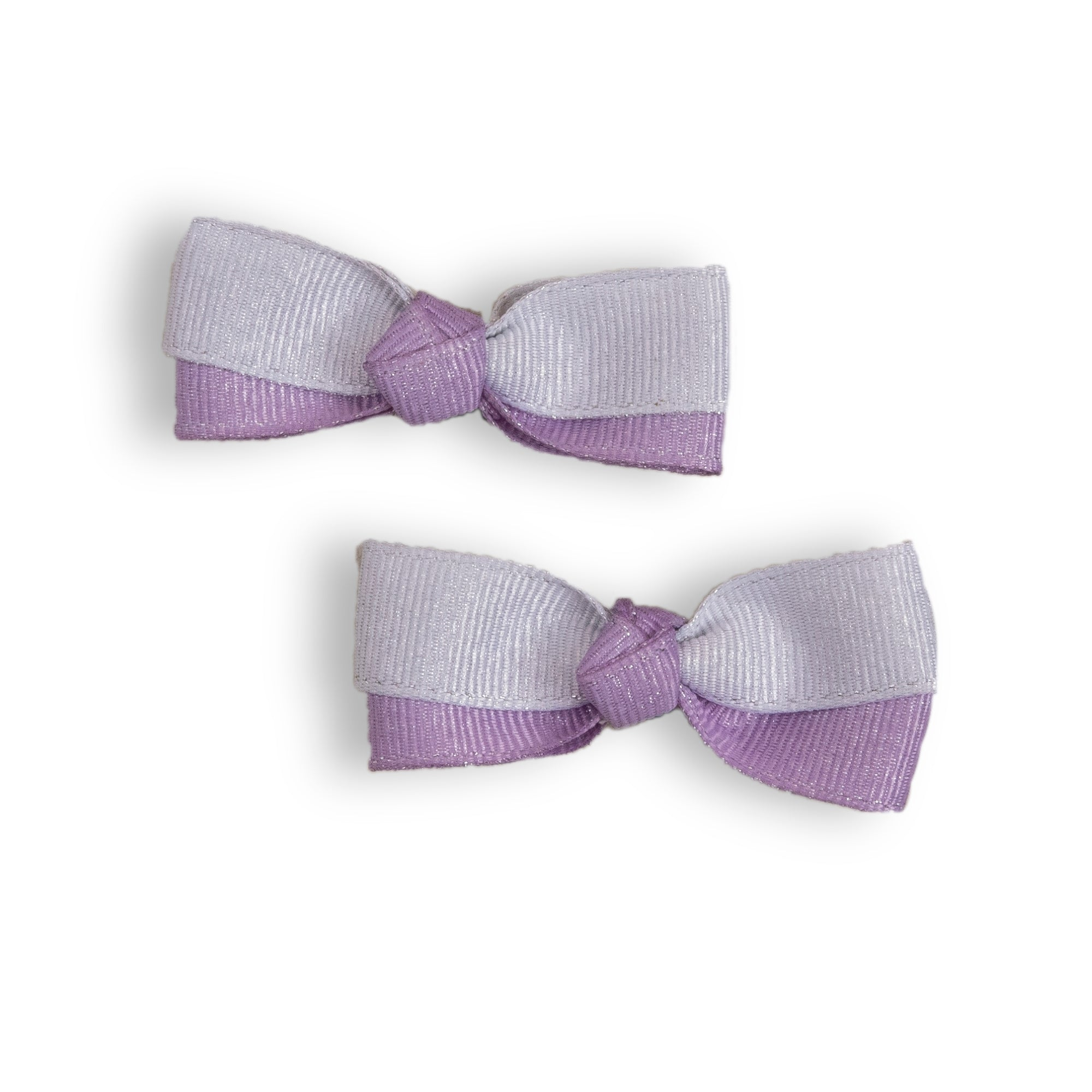 Mauve Ribbon Pins