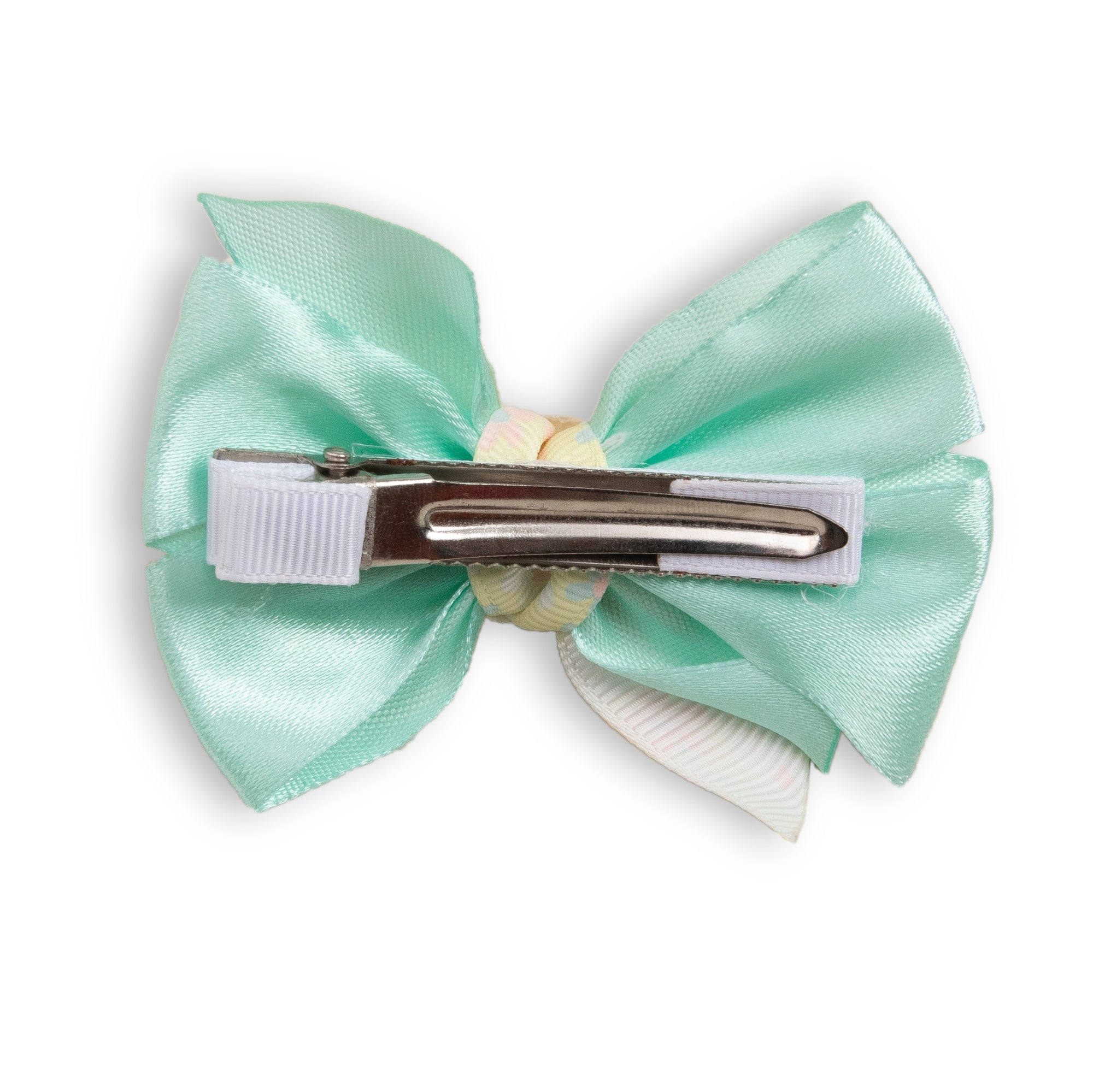 Floral Ribbon Pin