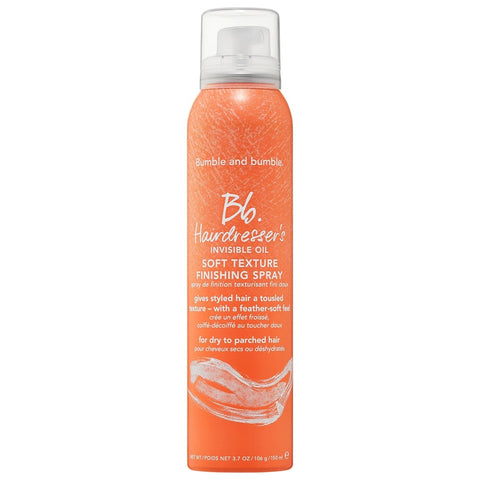 Bumble And Bumble Hairdressers Invisible Oil Soft Texture Spray