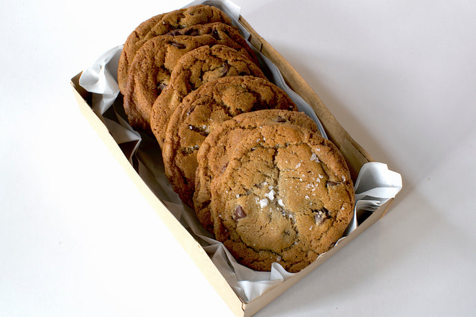 Homestead Cookie Box