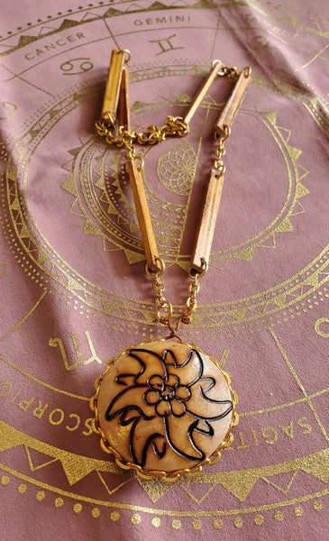 Wood Necklace for Protection and More