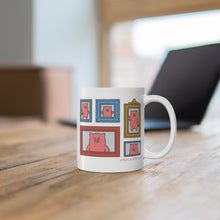 Load image into Gallery viewer, .pictures Porkbun mascot mug