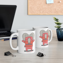 Load image into Gallery viewer, .republican Porkbun mascot mug