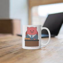 Load image into Gallery viewer, .ceo Porkbun mascot mug