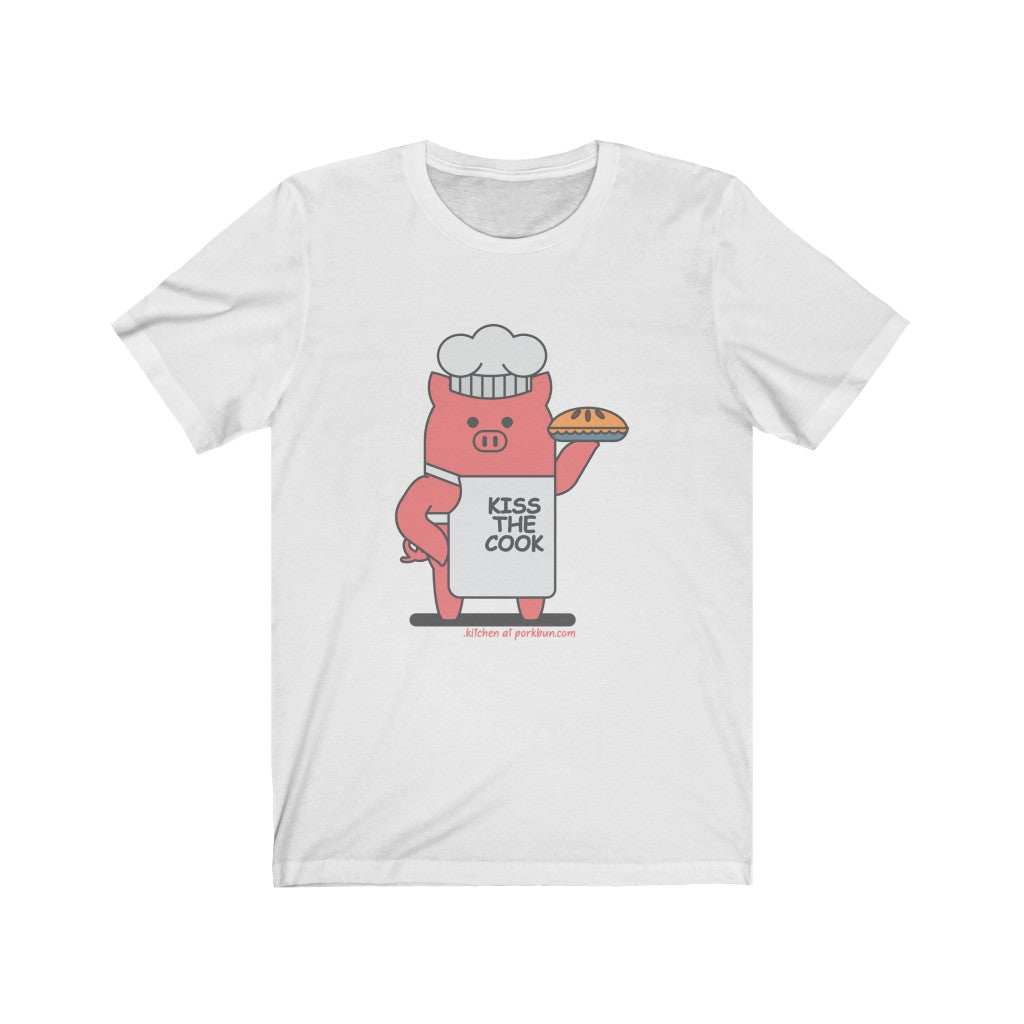 .kitchen Porkbun mascot t-shirt