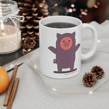 Load image into Gallery viewer, .xyz Porkbun mascot mug