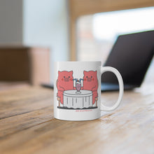 Load image into Gallery viewer, .date Porkbun mascot mug