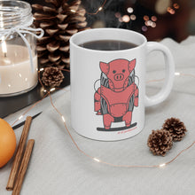 Load image into Gallery viewer, .ai Porkbun mascot mug