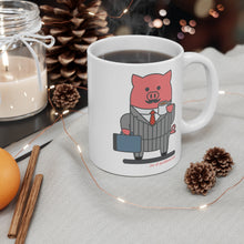 Load image into Gallery viewer, .inc Porkbun mascot mug