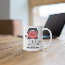Load image into Gallery viewer, .dance Porkbun mascot mug