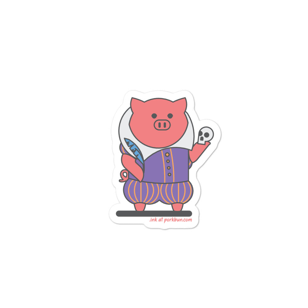 .INK Porkbun Sticker