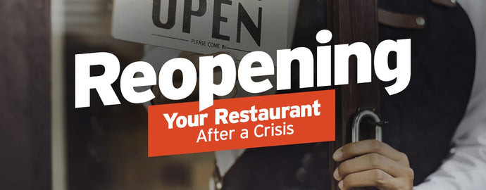 How to Reopen a Restaurant