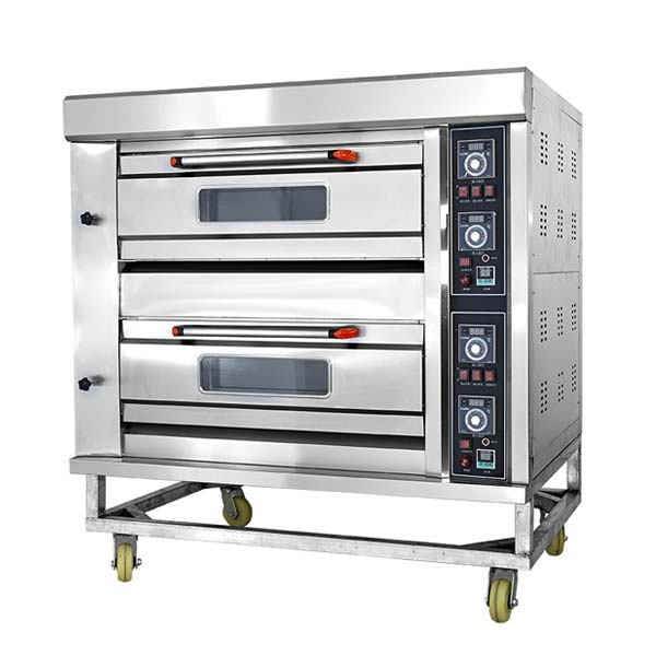Gas Two Deck Oven - HGB-40Q