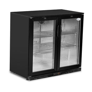 Double Door Back Bar Cooler (BBC-02)