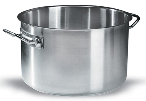 Aluminum Deep Casserole with Cover