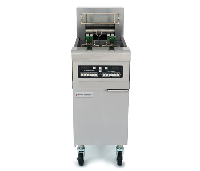 E4 Electric Fryers RE17TC, RE17-2TC