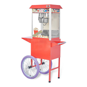 Pop-Corn Machine with Trolley HP-BC