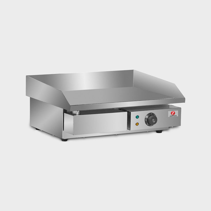 Table Top Electric Griddle Plate - Full Smooth  HEG-818