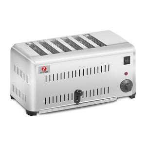 Six Slot Pop-up Toaster HET-6